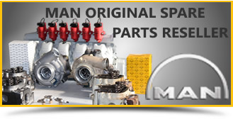 official MAN spare parts reseller