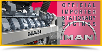 official importer engines accessories MAN